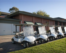 Country Club Tasmania Golf Course - Accommodation Adelaide