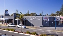 Bellevue Hotel Tuncurry - Accommodation Adelaide