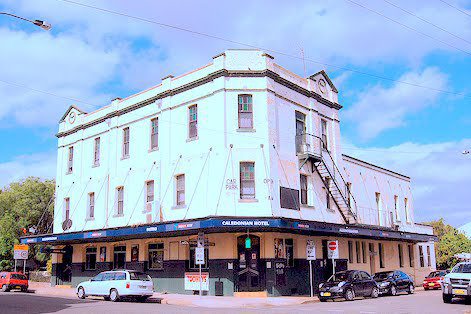 Caledonian Hotel - Accommodation Adelaide