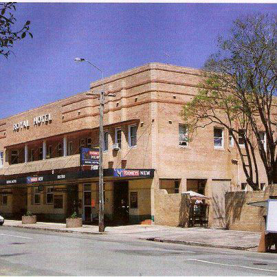Royal Hotel - Accommodation Adelaide