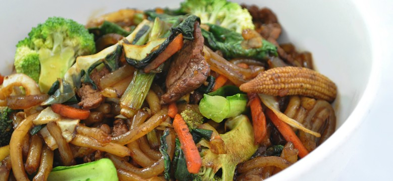 Stir Crazy Noodle Bar - Accommodation Adelaide
