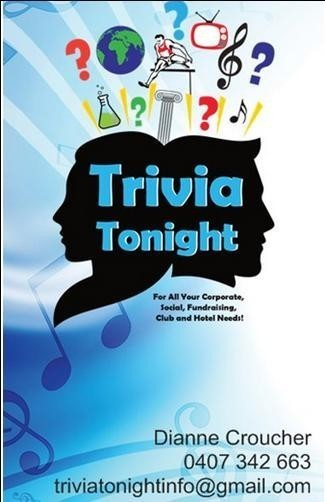 Trivia Tonight - Accommodation Adelaide