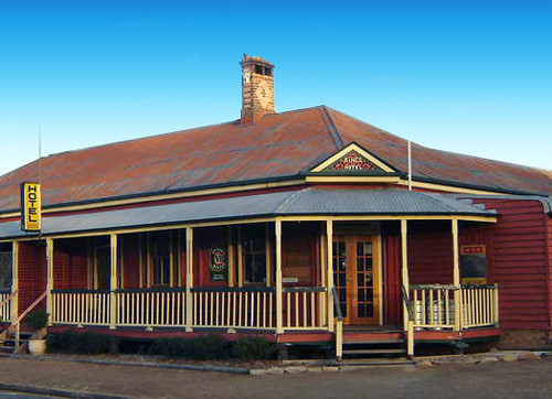 Maidenwell Hotel - Accommodation Adelaide