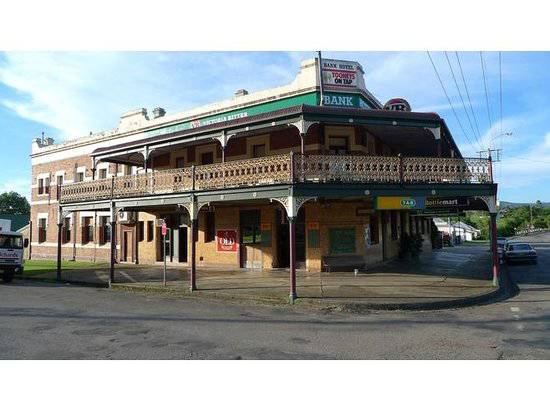 Bank Hotel Dungog - Accommodation Adelaide