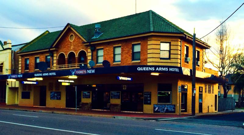 Queens Arms Hotel - Accommodation Adelaide