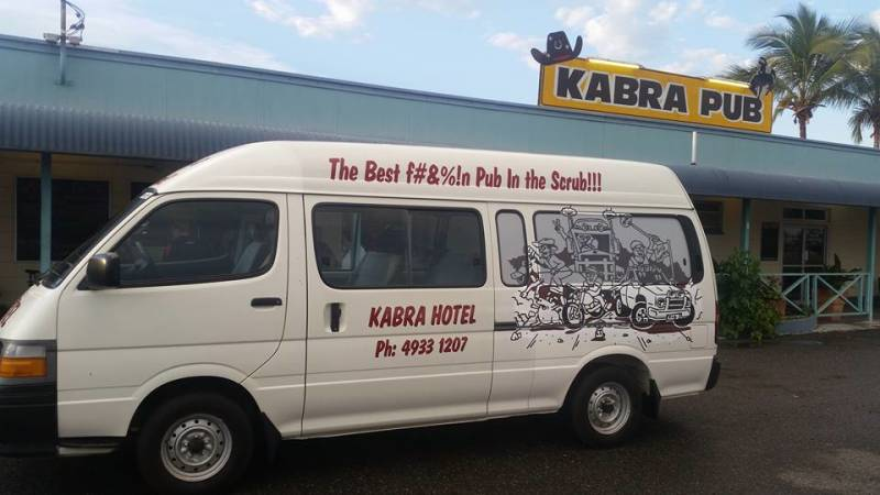 Kabra Hotel - Accommodation Adelaide