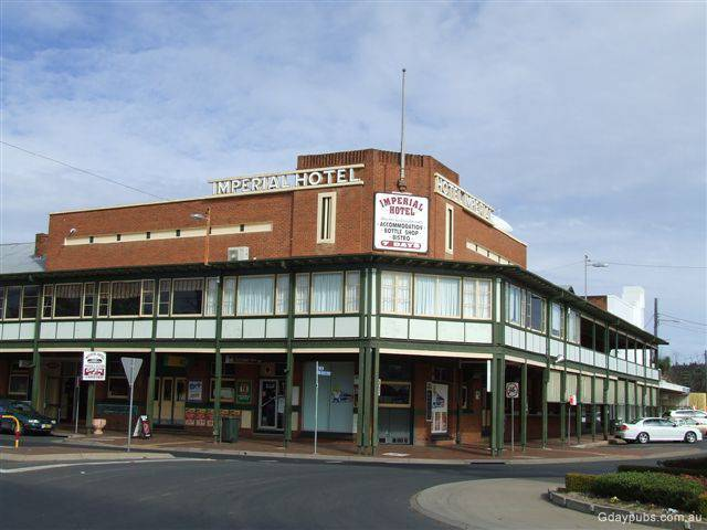 Imperial Hotel Coonabarabran - Accommodation Adelaide
