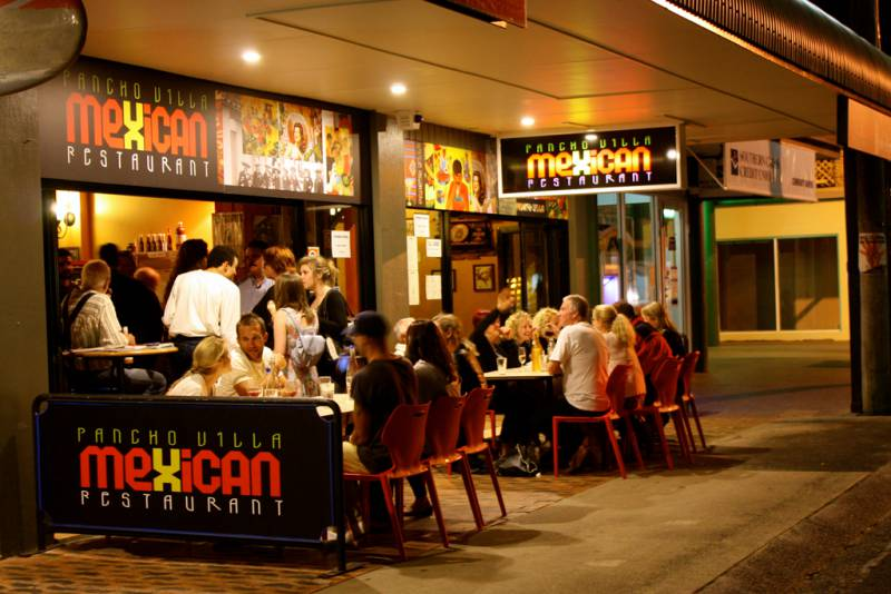 Pancho Villa Mexican Restaurant - Accommodation Adelaide