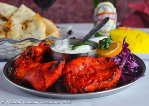 Ghedias Indian Restaurant - Accommodation Adelaide