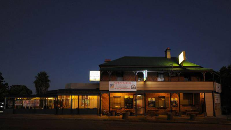 Bushrangers Bar  Brasserie - Accommodation Adelaide