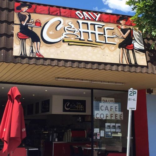 Daly Coffee Den - Accommodation Adelaide