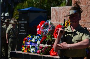 Anzac Day Charters Towers - Accommodation Adelaide