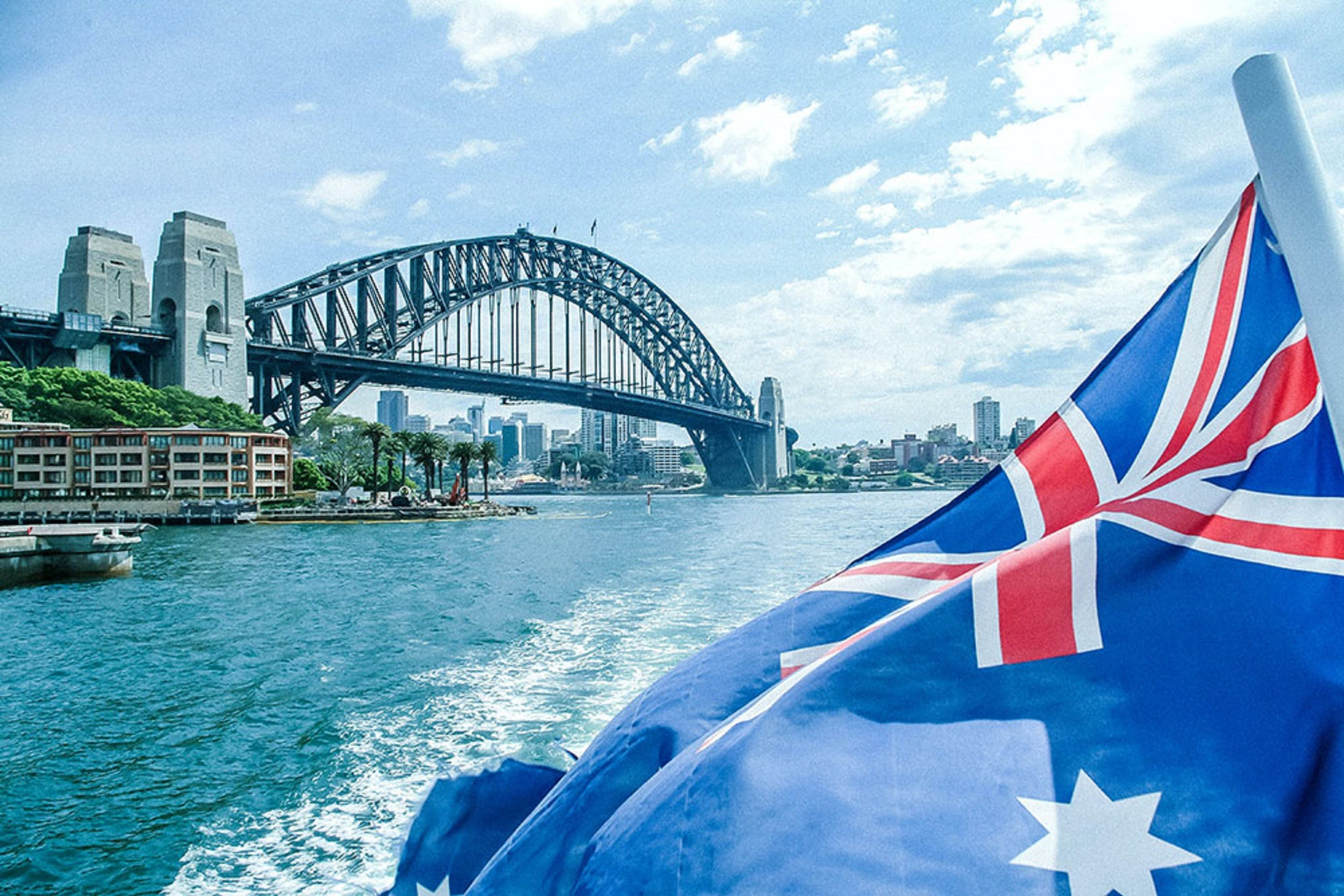 Australia Day Lunch and Dinner Cruises On Sydney Harbour with Sydney Showboats - Accommodation Adelaide