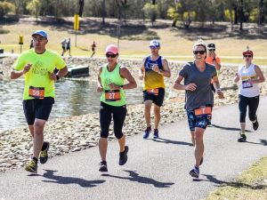Broken Marathon Canberra - Accommodation Adelaide