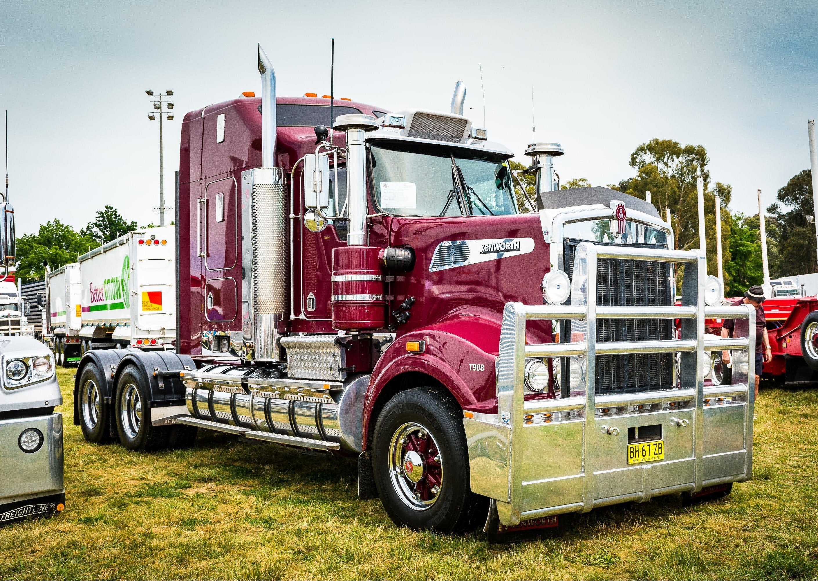 Dane Ballinger Memorial Truck Show - Accommodation Adelaide