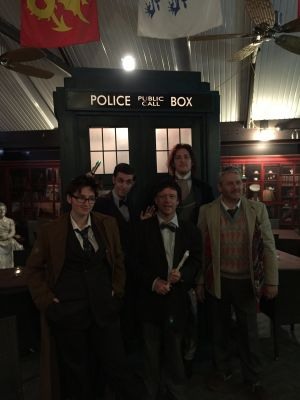 Dr Who Quiz Night - Accommodation Adelaide