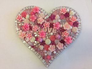 Flowers and Bling Mosaic Class for Kids - Accommodation Adelaide