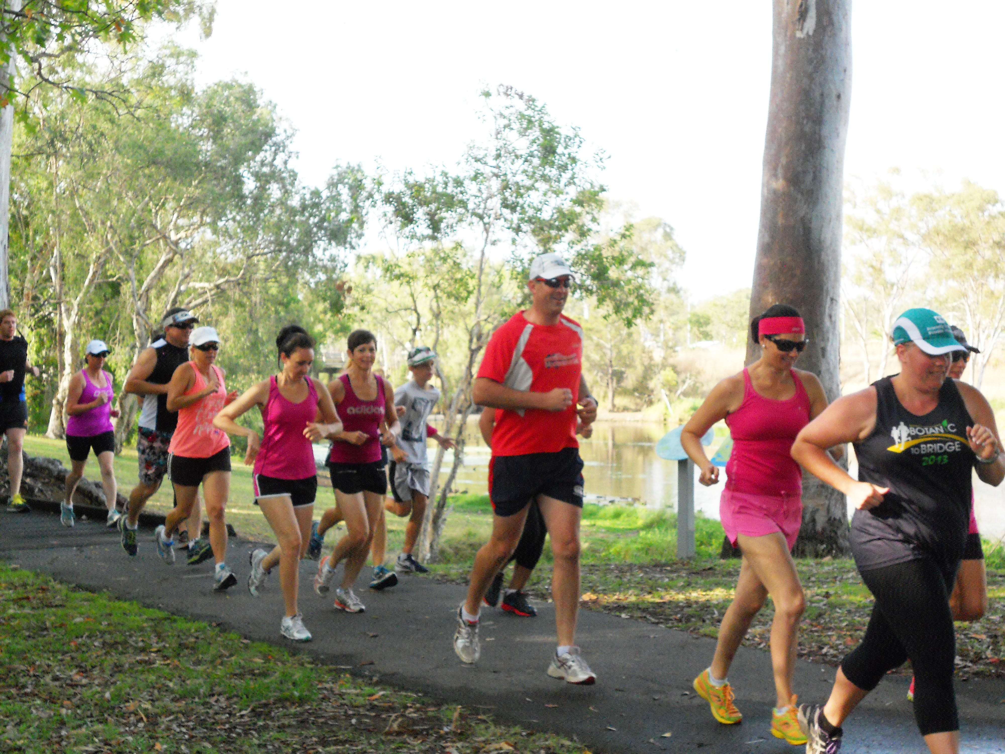 Gladstone Weekly Parkrun - Accommodation Adelaide