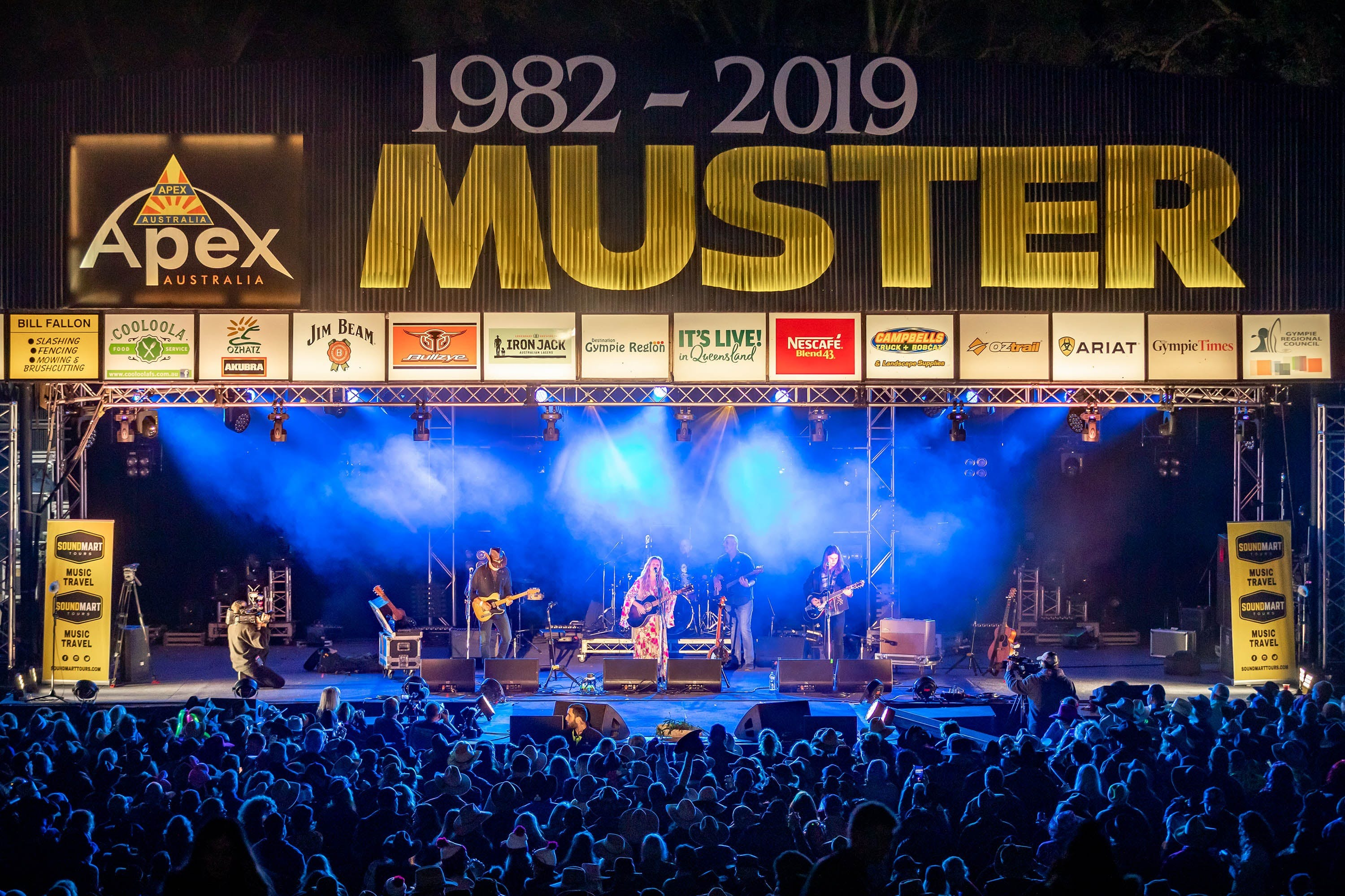 Gympie Music Muster - Accommodation Adelaide