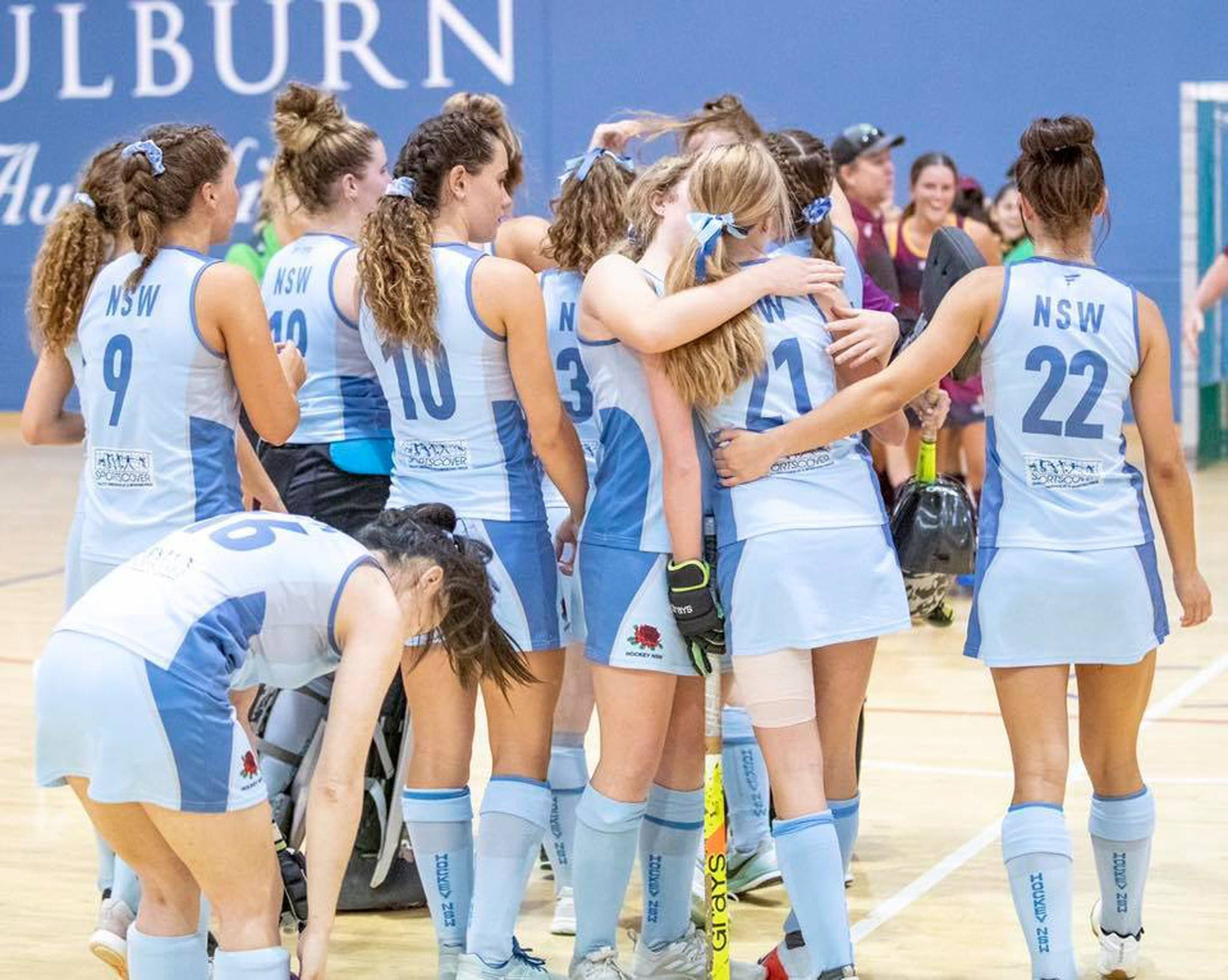 Hockey NSW Indoor State Championship  Under 18 Girls - Accommodation Adelaide
