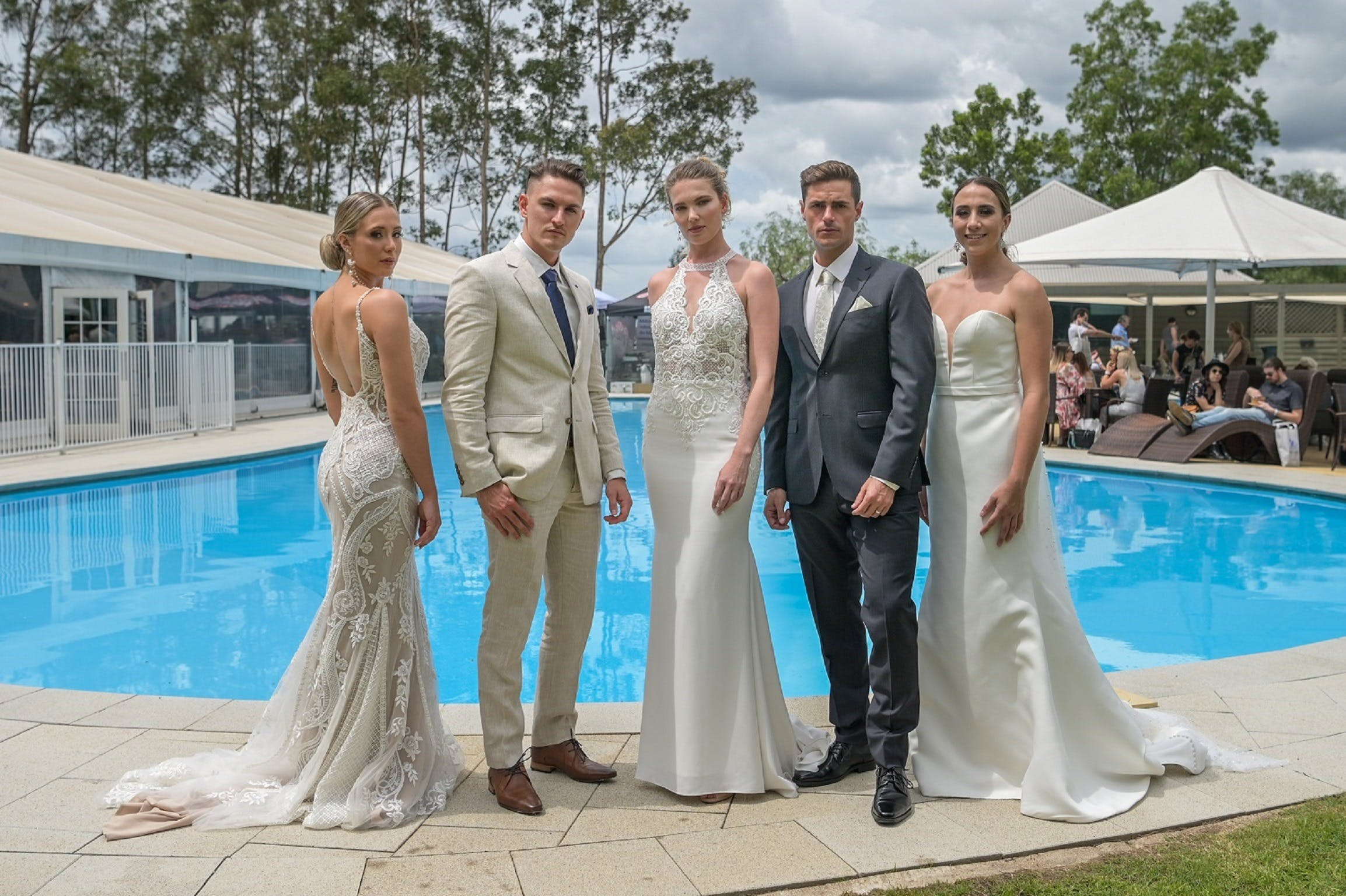 Hunter Events Wedding and Wine Festival - Accommodation Adelaide