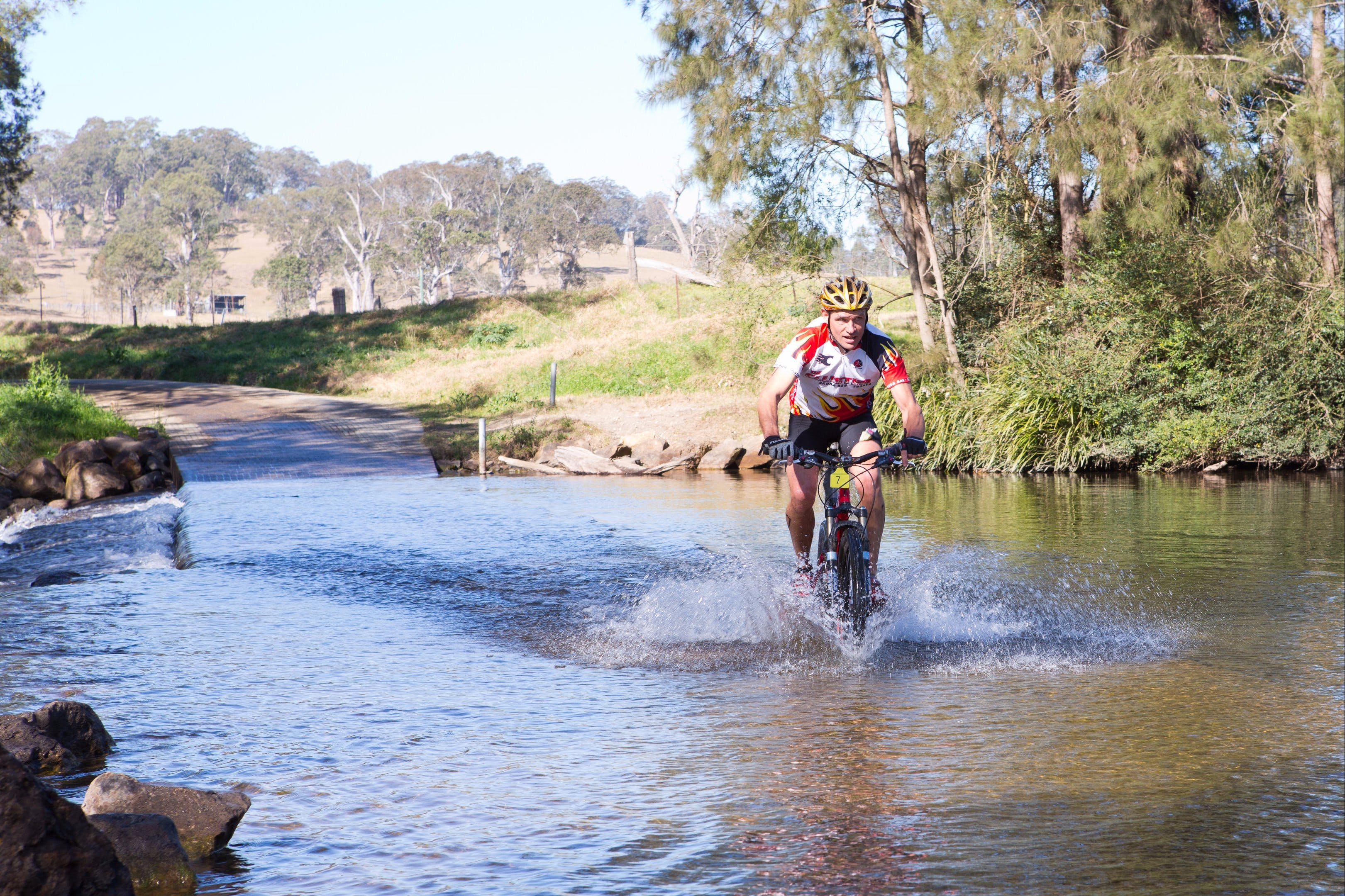 Mountain Man Tri Challenge - Accommodation Adelaide