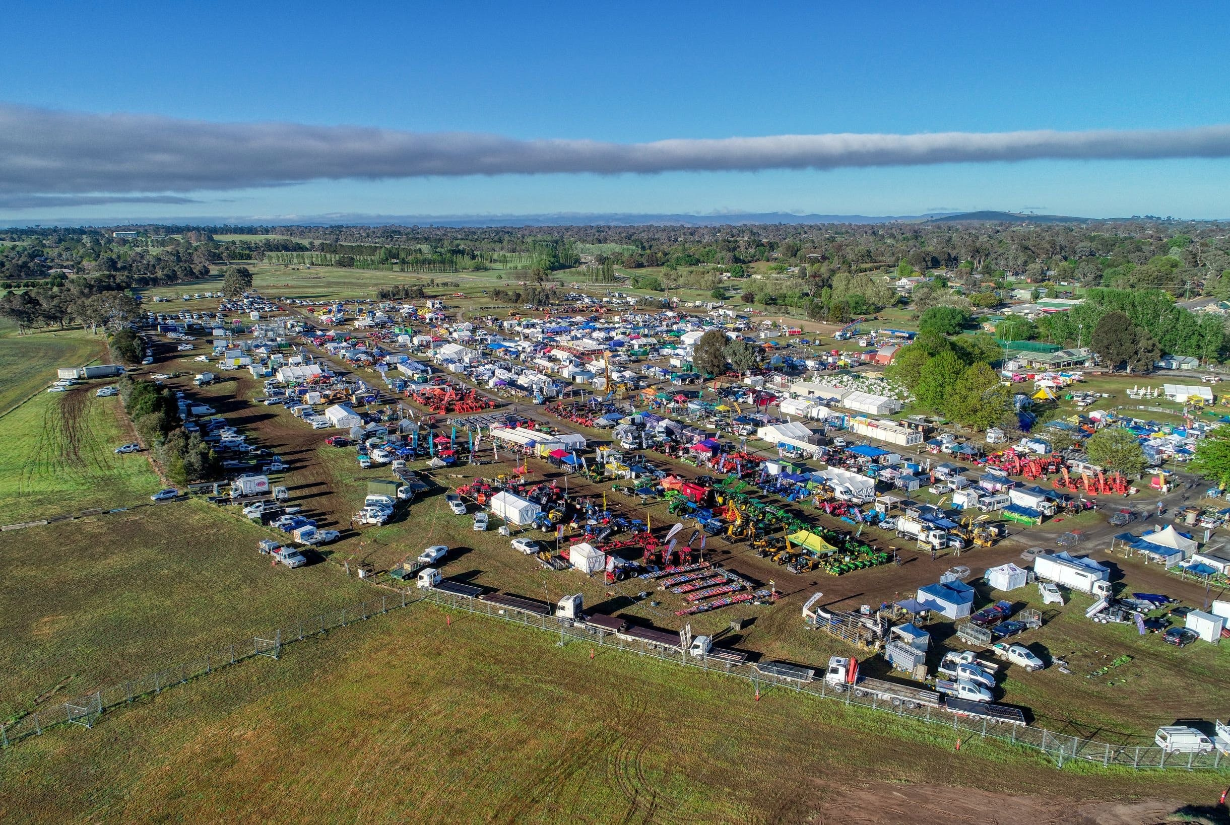Murrumbateman Field Days - Accommodation Adelaide