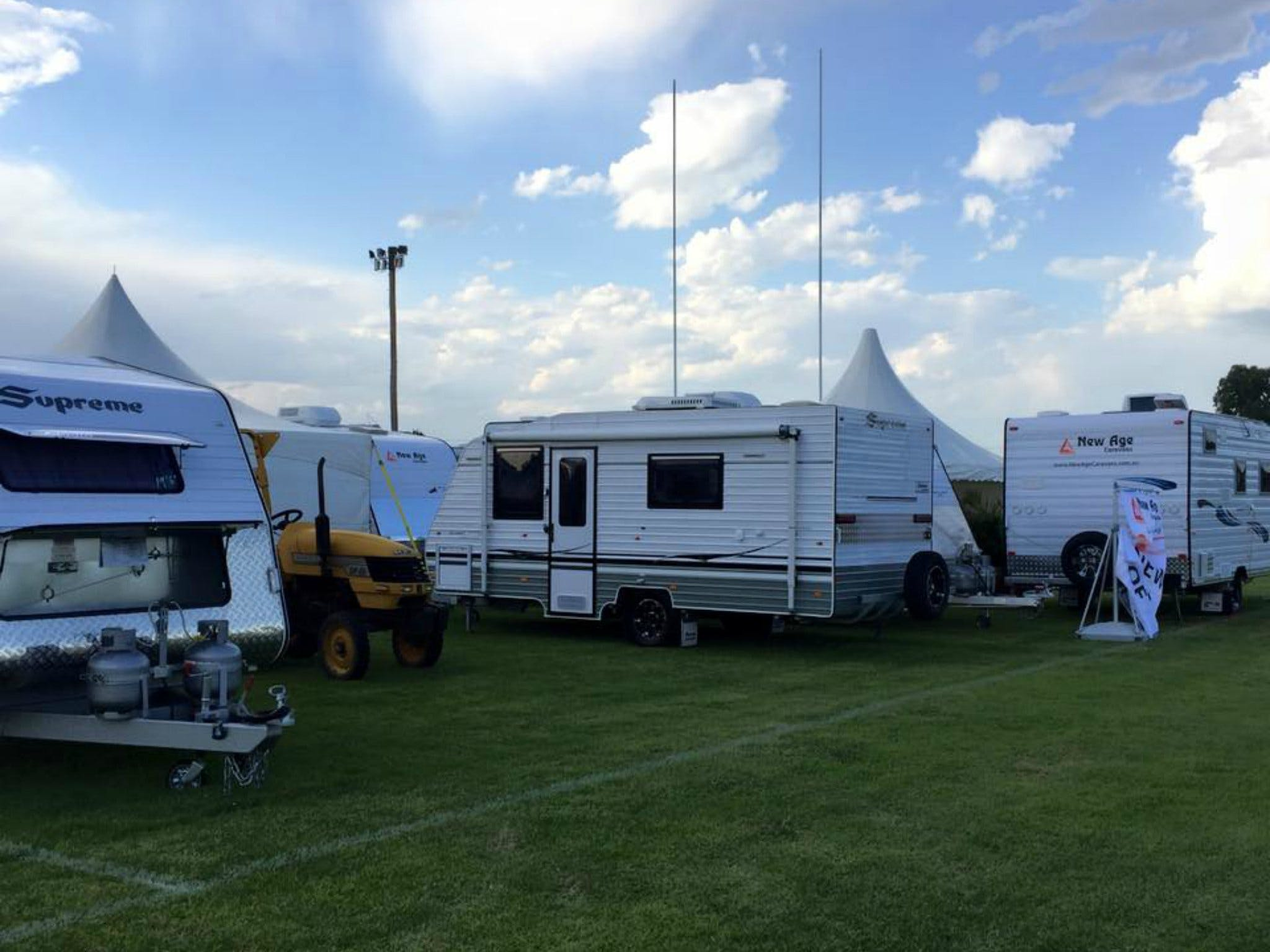 Northern Inland 4x4 Fishing Caravan and Camping Expo - Accommodation Adelaide