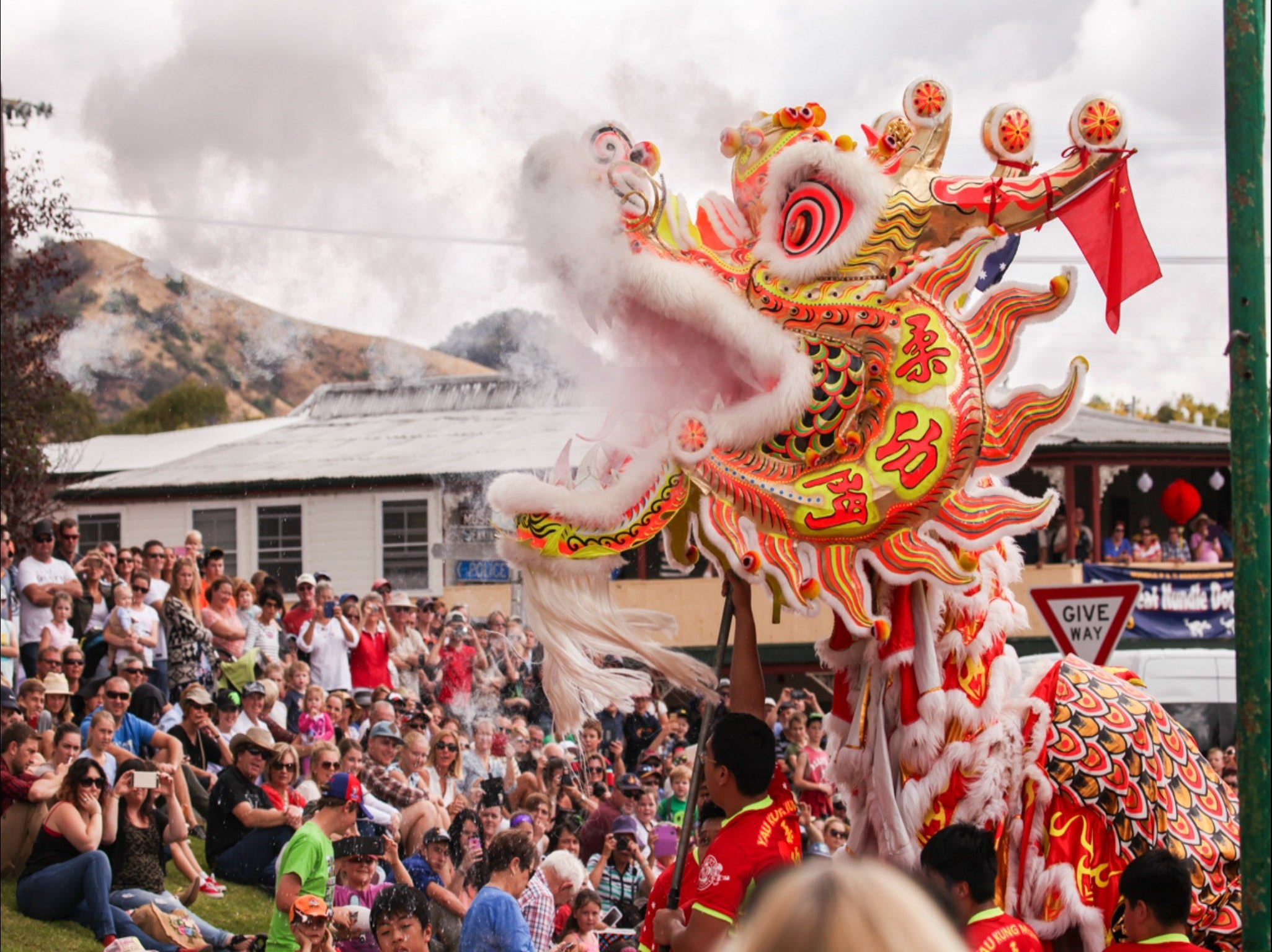 Nundle Go For Gold Chinese Easter Festival - Accommodation Adelaide