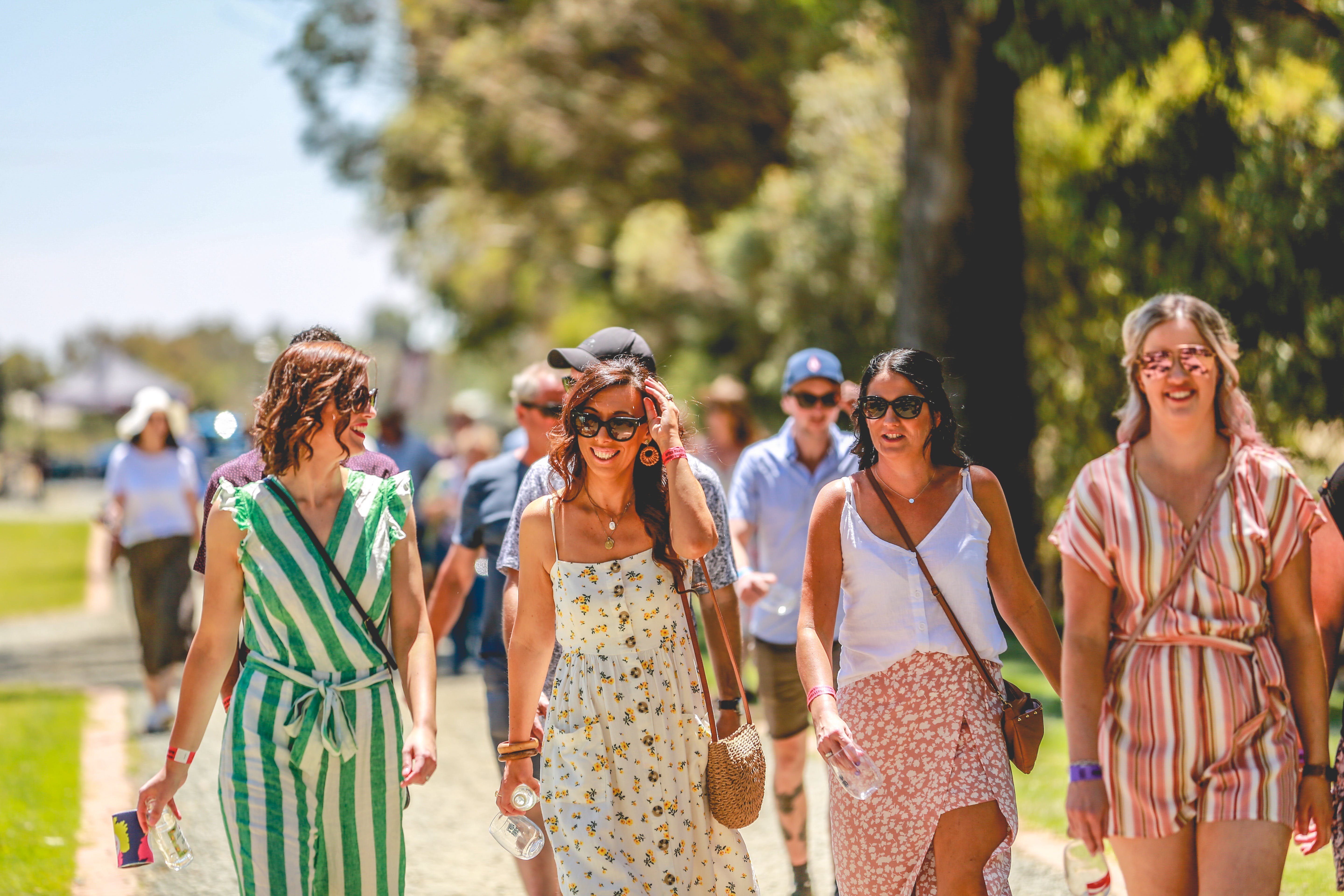 Perricoota Pop and Pour Festival - Echuca Moama - Accommodation Adelaide