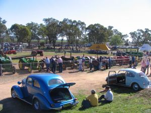 Quirindi Rural Heritage Village - Vintage Machinery and Miniature Railway Rally and Swap Meet - Accommodation Adelaide
