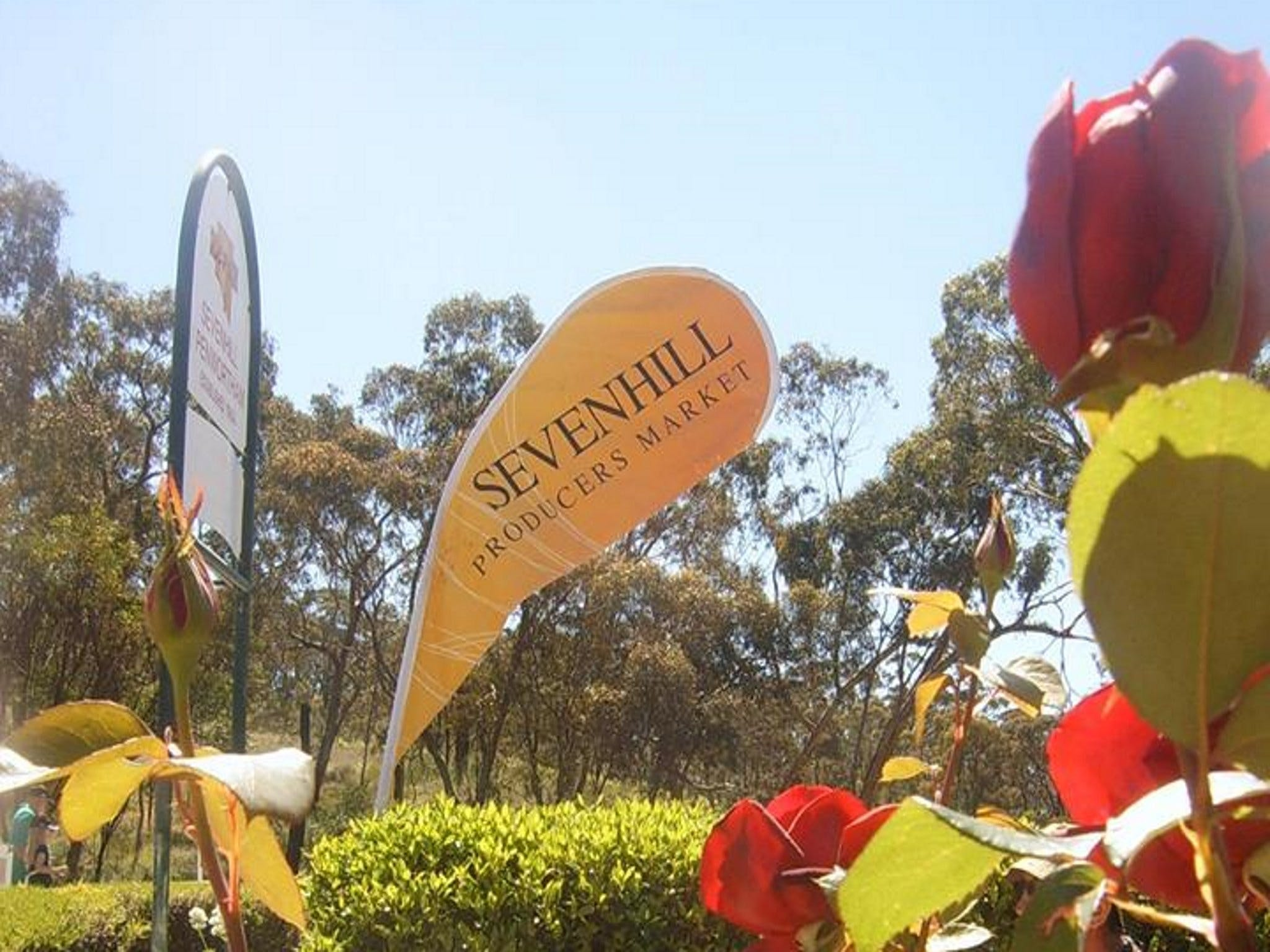 Sevenhill Producers Market - Accommodation Adelaide