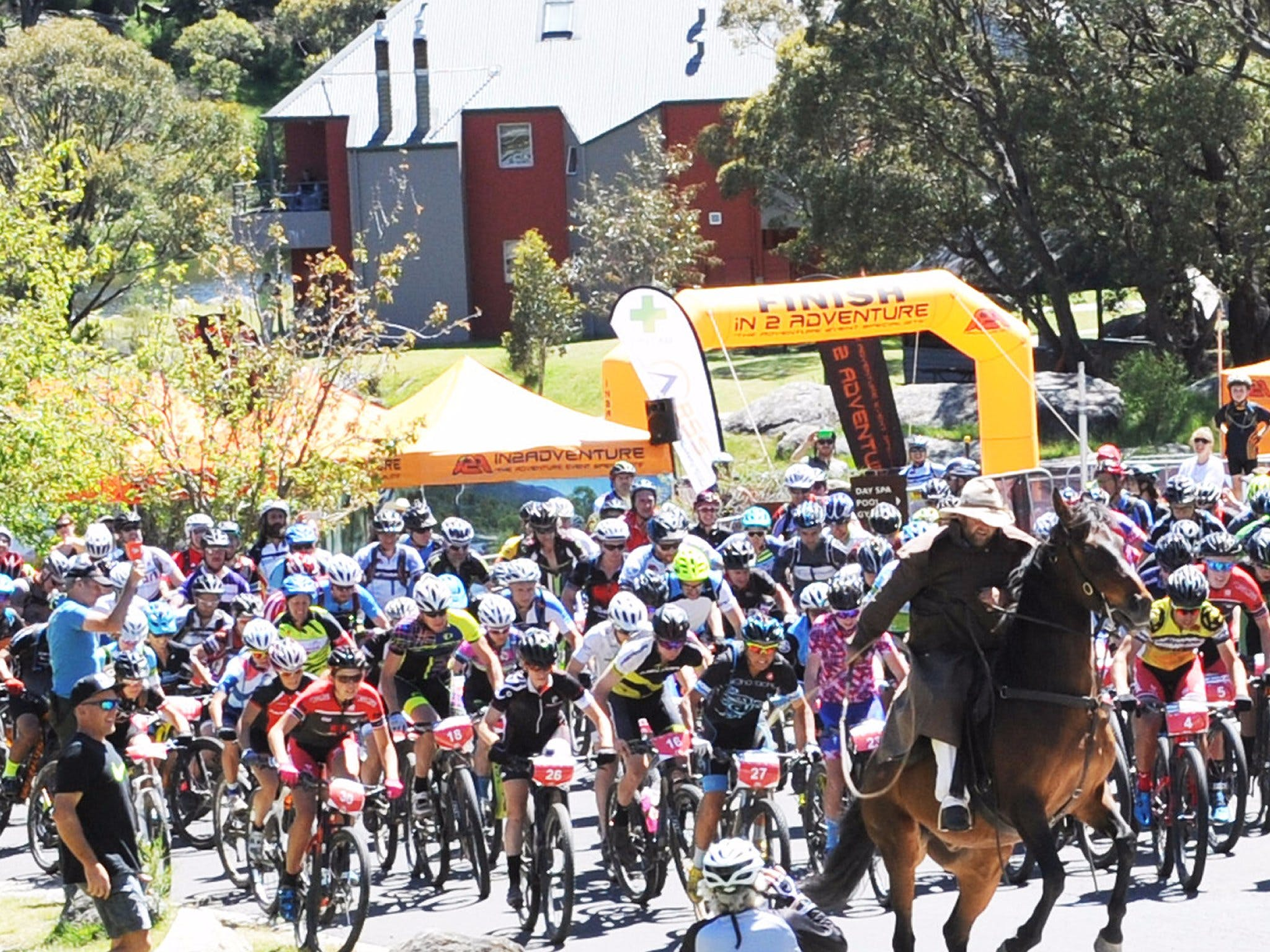 Snowies MTB Festival - Accommodation Adelaide
