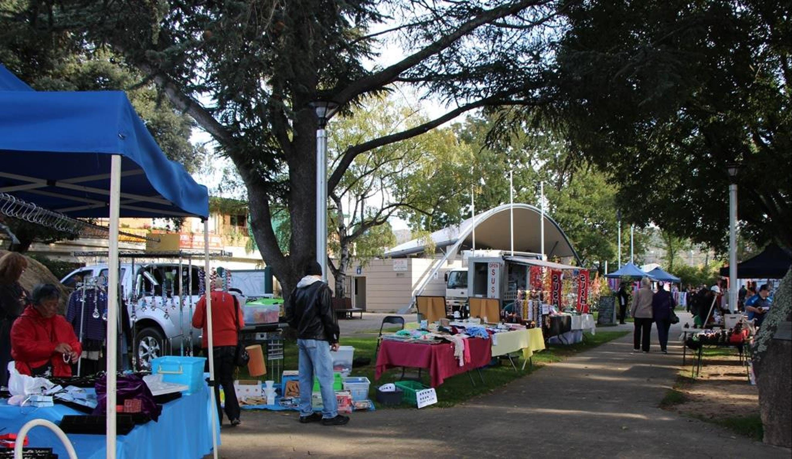 Cooma Rotary Markets - Accommodation Adelaide