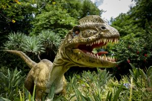 Dino Lab at Melbourne Zoo - Accommodation Adelaide