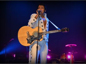 Elvis Forever - Damian Mullin 'Up Close and Personal' - Accommodation Adelaide