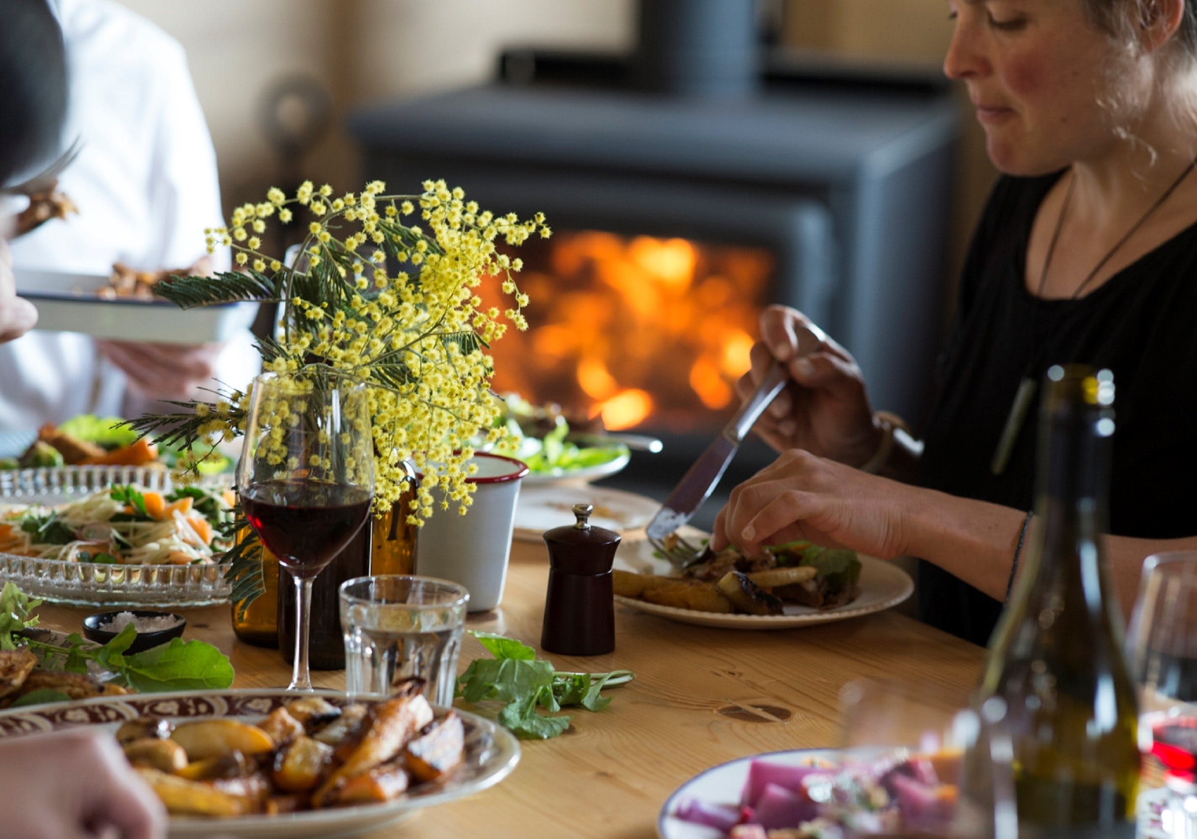 Feast at Fat Pig Farm - Accommodation Adelaide
