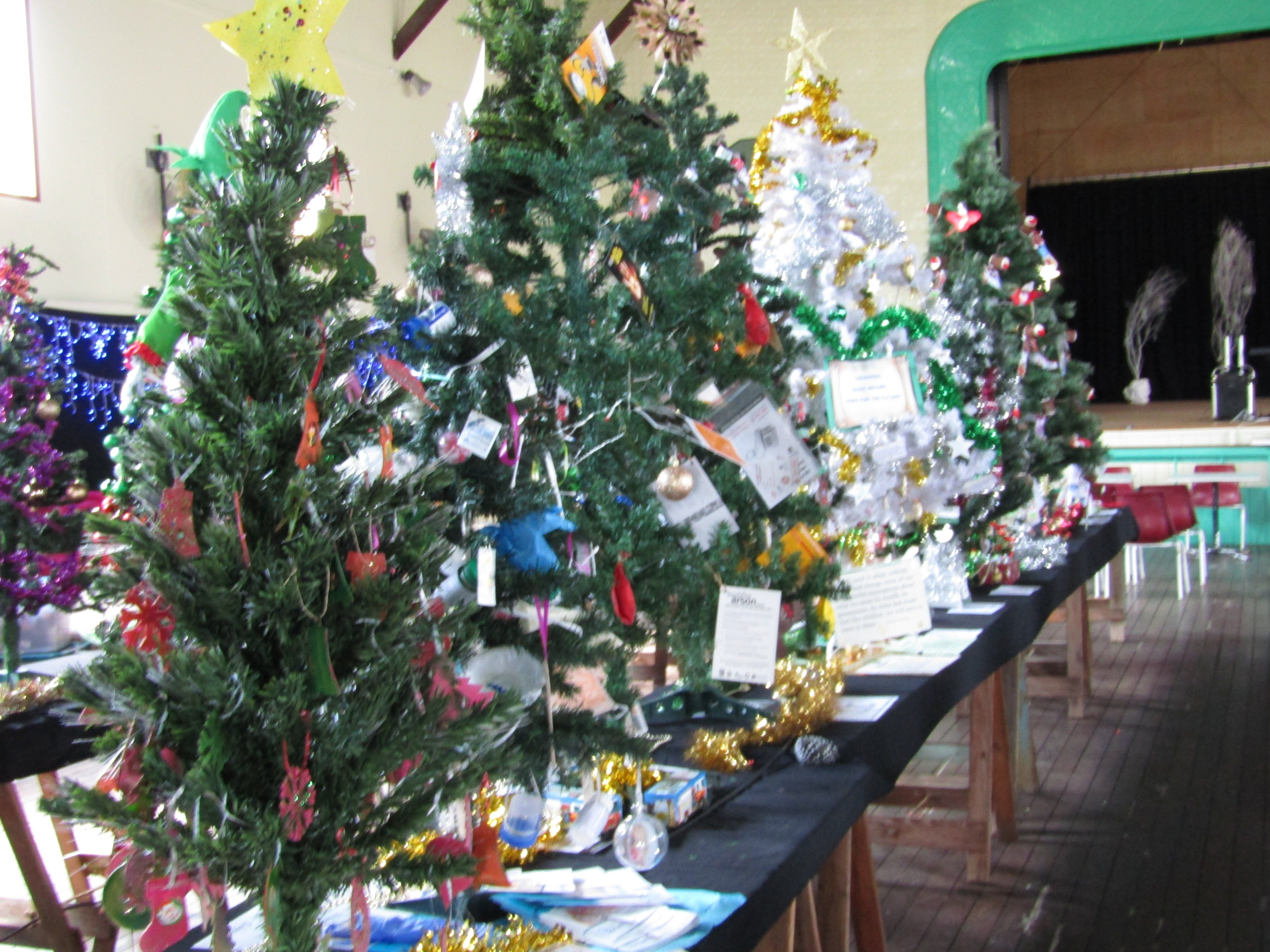 Mount Morgan Christmas Tree Festival - Accommodation Adelaide
