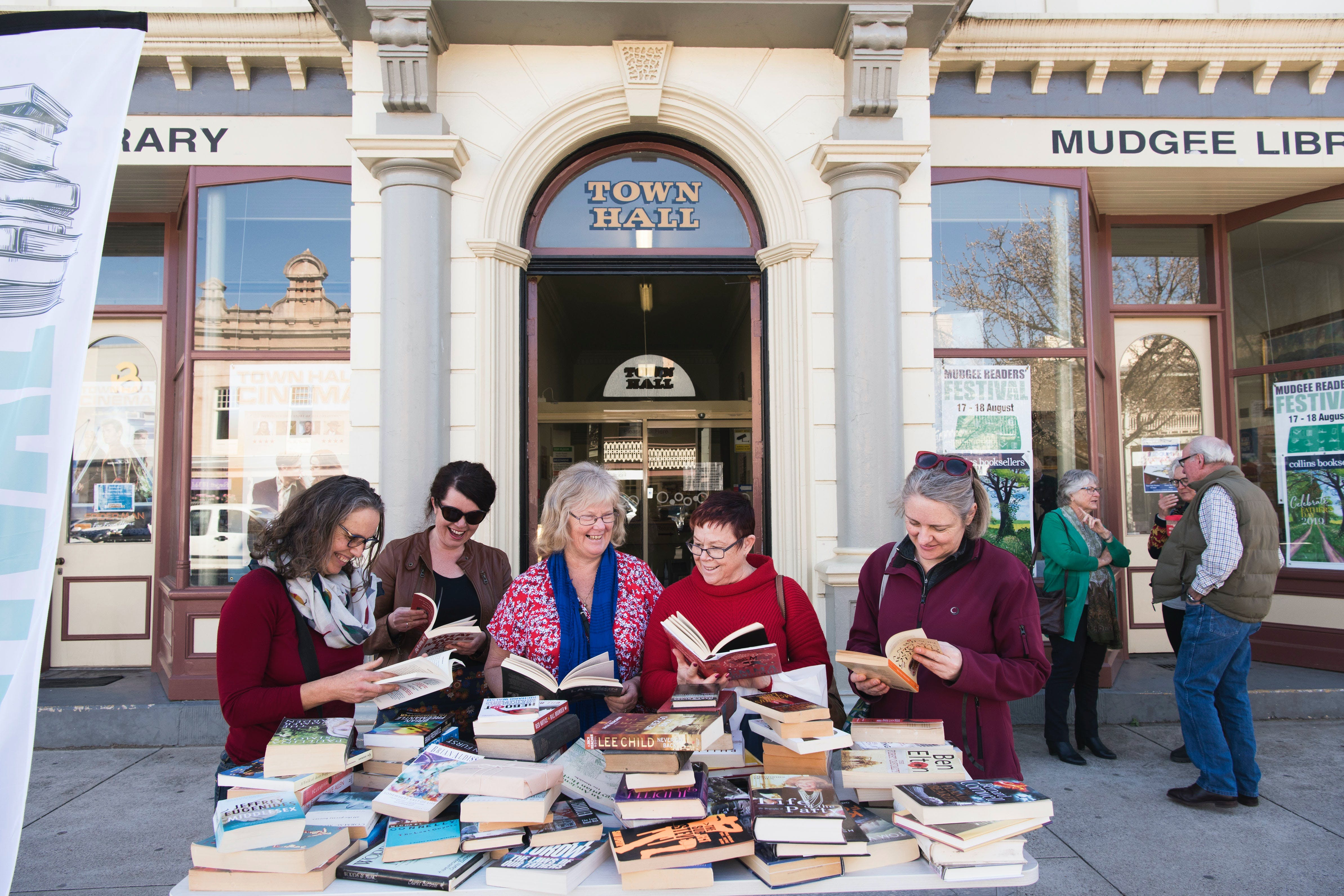 Mudgee Readers' Festival - Accommodation Adelaide