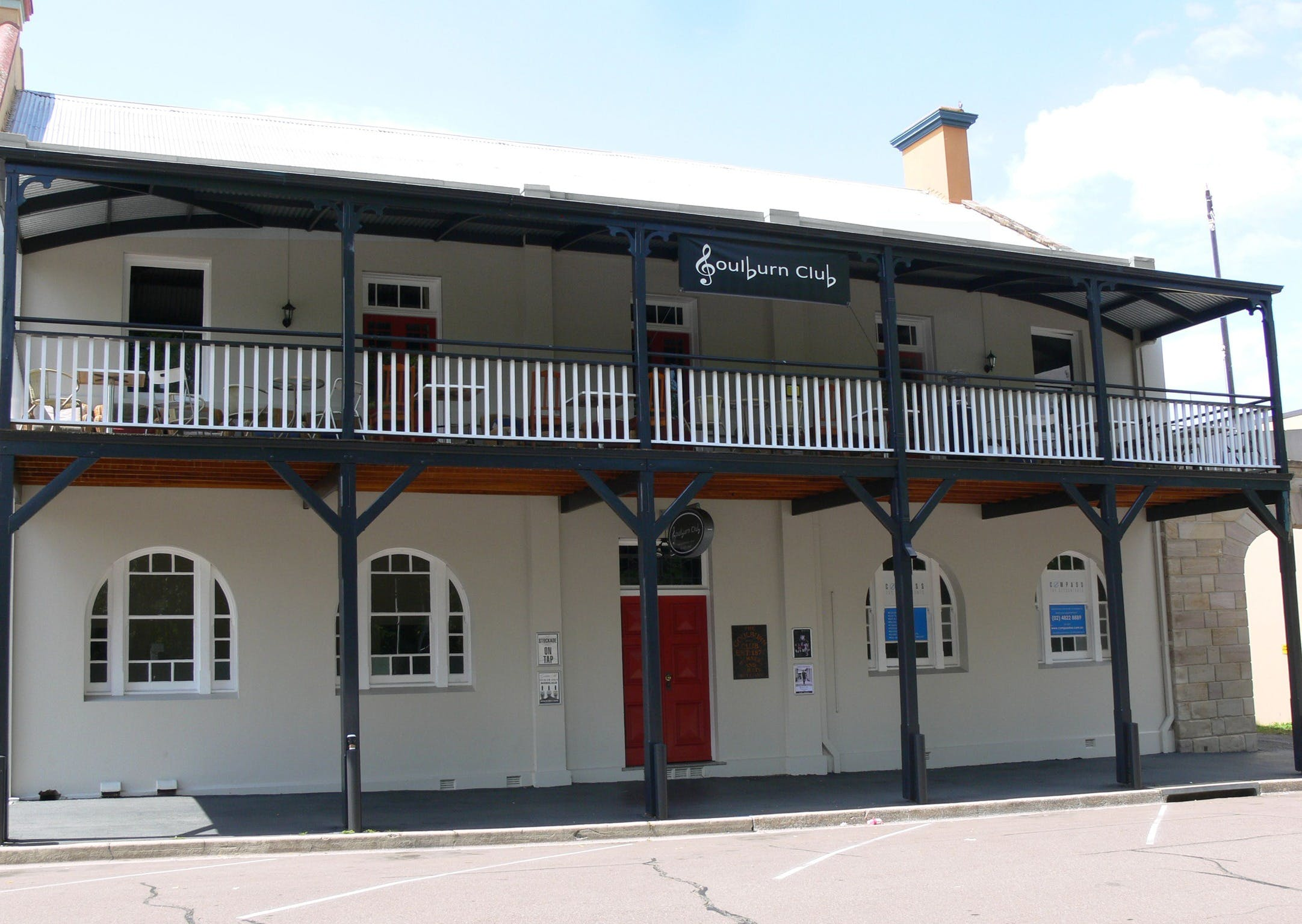 Open Mic Night at the Goulburn Club - Accommodation Adelaide