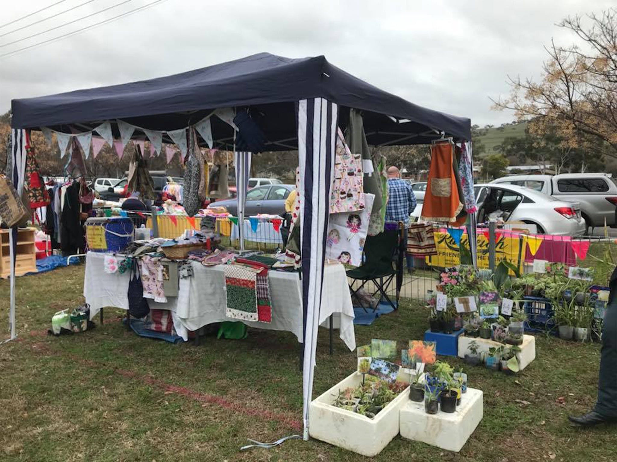 Perthville Village Fair - Accommodation Adelaide