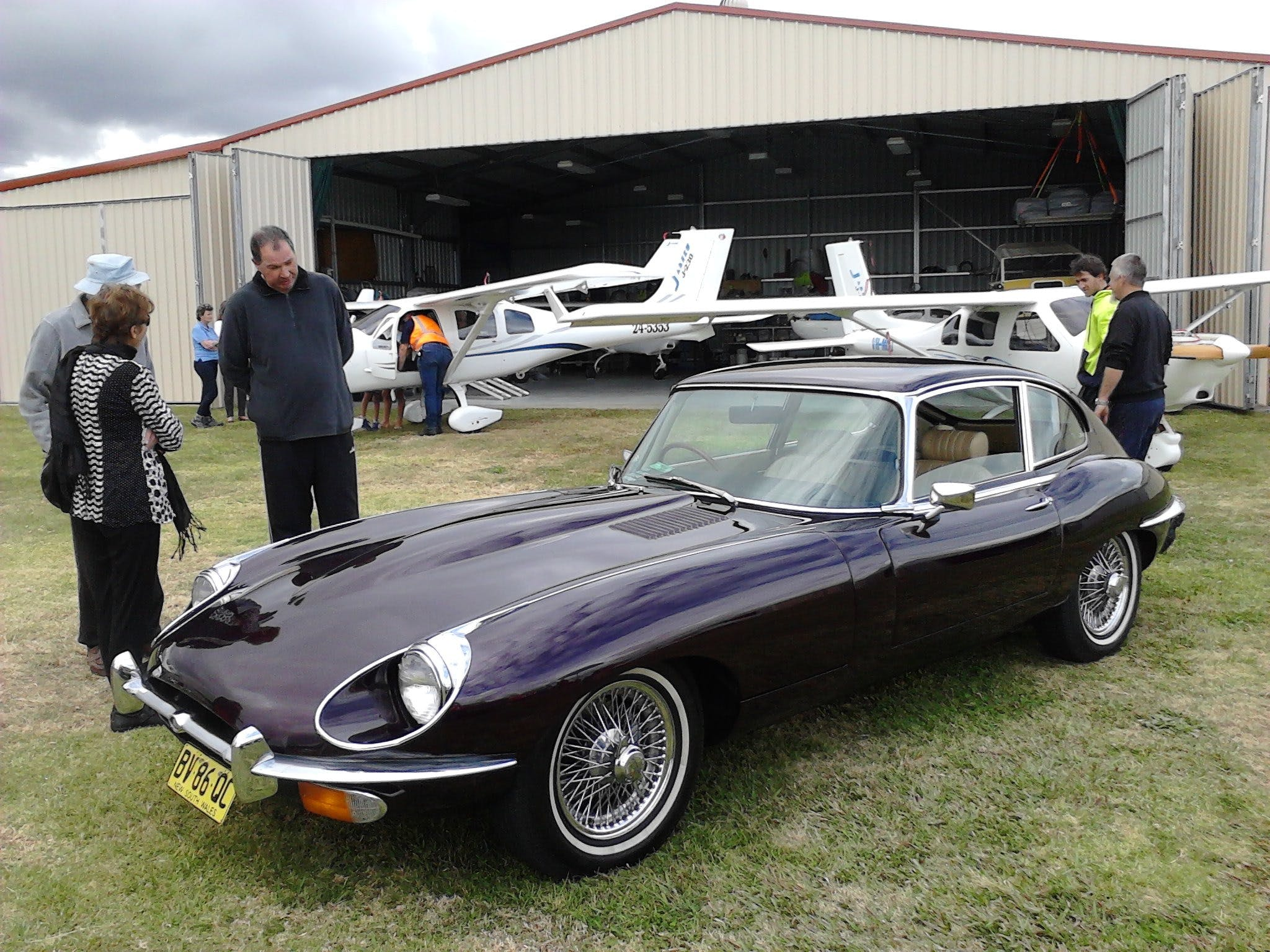 Wings and Wheels Open Day - Accommodation Adelaide