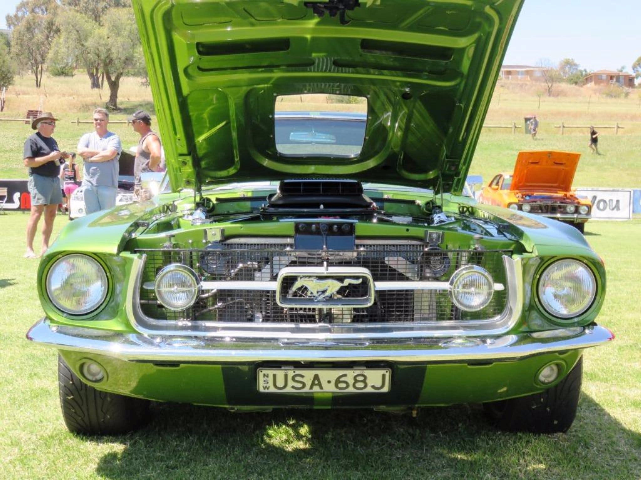 Central West Car Club Charity Show and Shine - Accommodation Adelaide