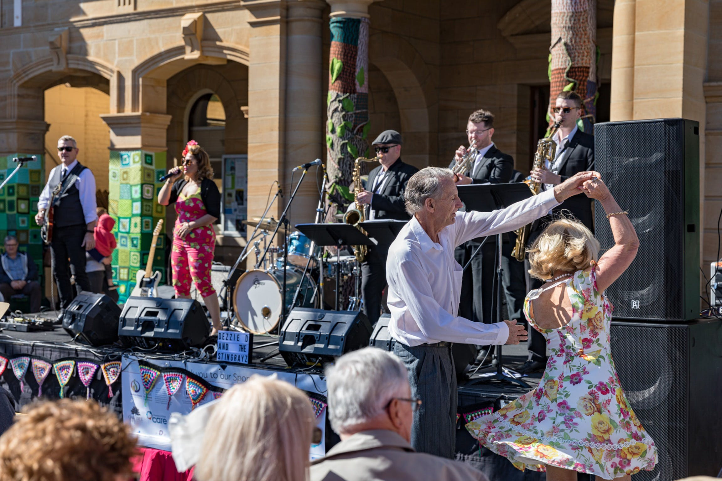 Jumpers and Jazz in July Festival - Accommodation Adelaide