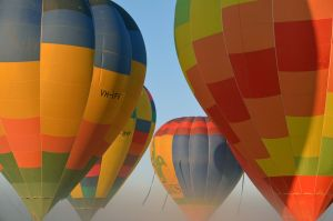 King Valley Balloon Festival - Accommodation Adelaide