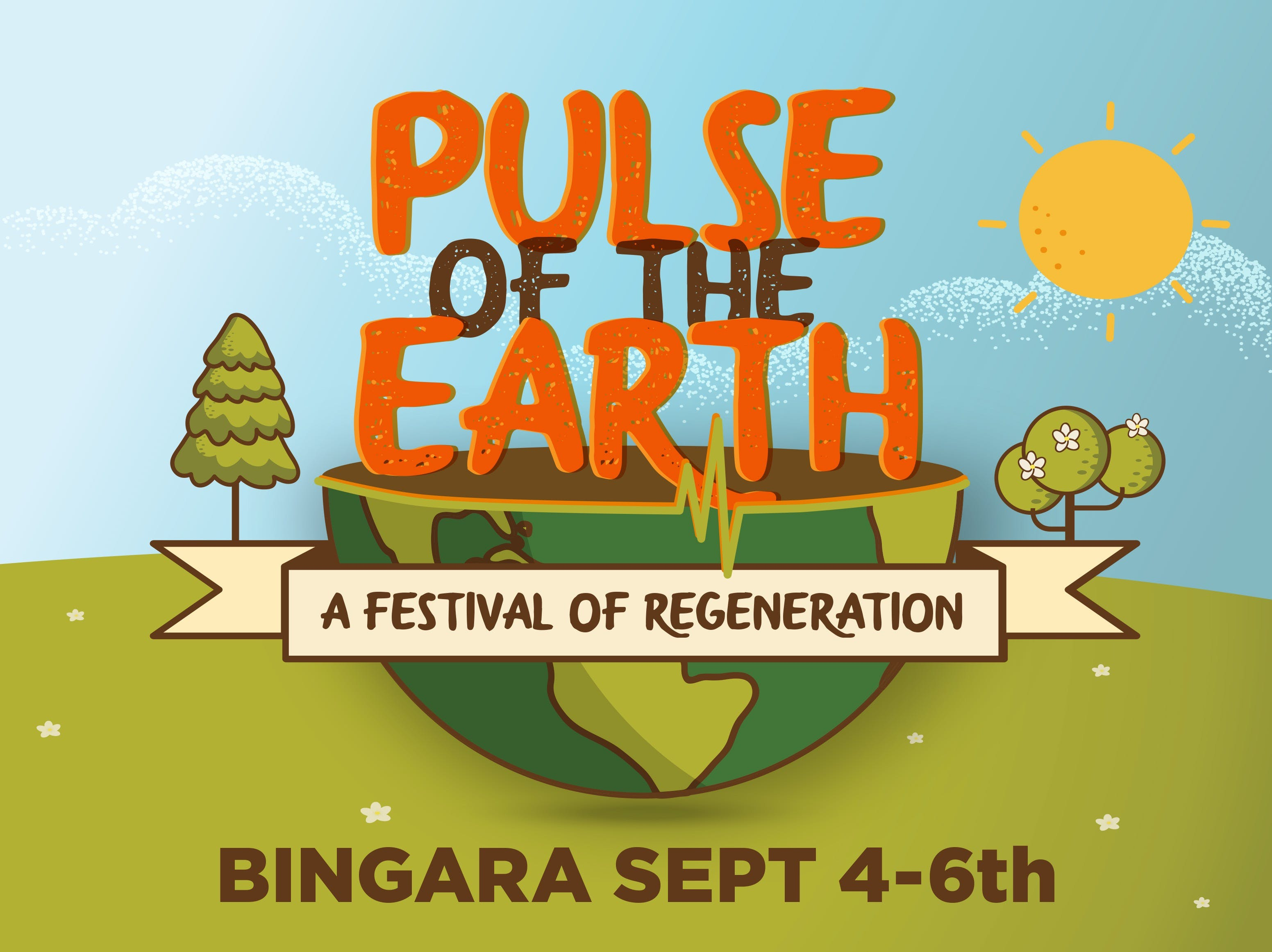 Pulse of the Earth Festival - a festival of Regeneration - Accommodation Adelaide