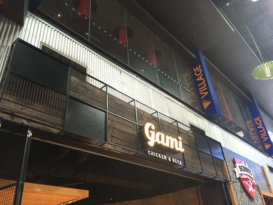 Gami Chicken  Beer - Accommodation Adelaide