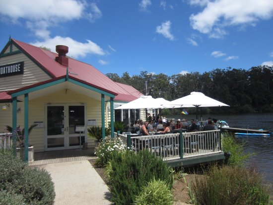 Boathouse Daylesford - Accommodation Adelaide