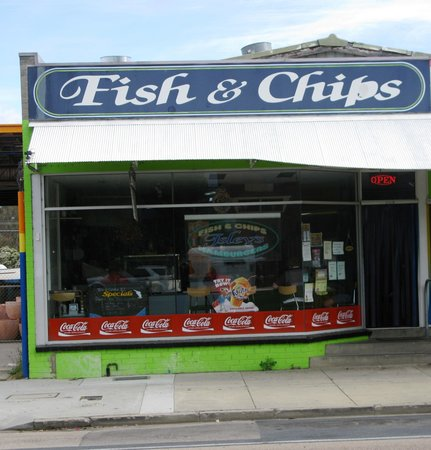 Isley's Fish  Chips - Accommodation Adelaide