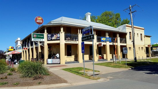 Mansfield Hotel - Accommodation Adelaide